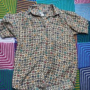Vintage silk shirt